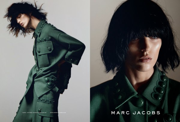 Marc Jacobs Spring/Summer 2015 Ad Campaign Sneak Peek