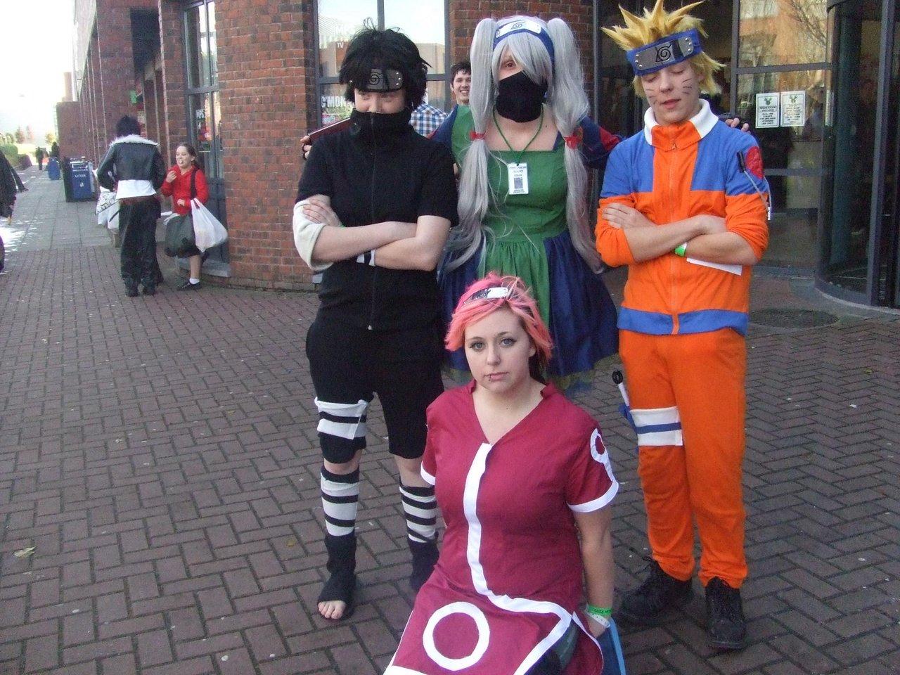 Typical Naruto Costume Bestnarutocotumes