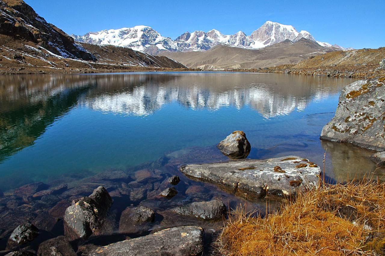 Lake Tsogmo, Sikkim