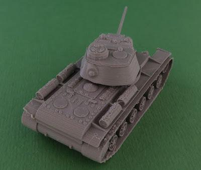 KV-85 Tank picture 4