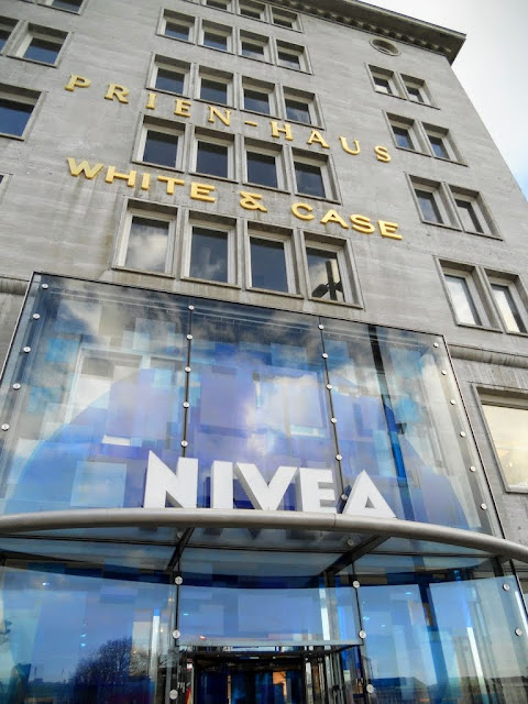 Things to do in Hamburg: visit Nivea headquarters and store
