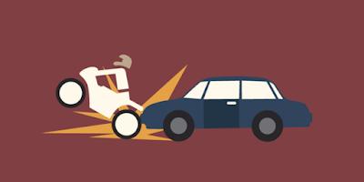 Hindari Kejaran Polisi, Pengemudi Mobil Tabrak Lima Pejalan Kaki