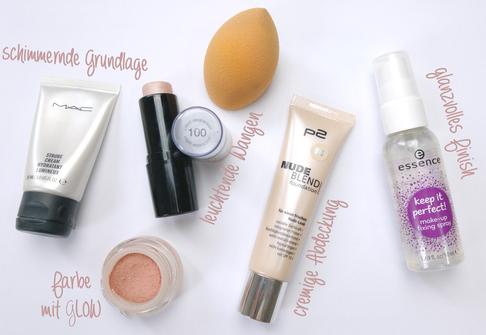 the life in front of my eyes the glow foundation tipps und