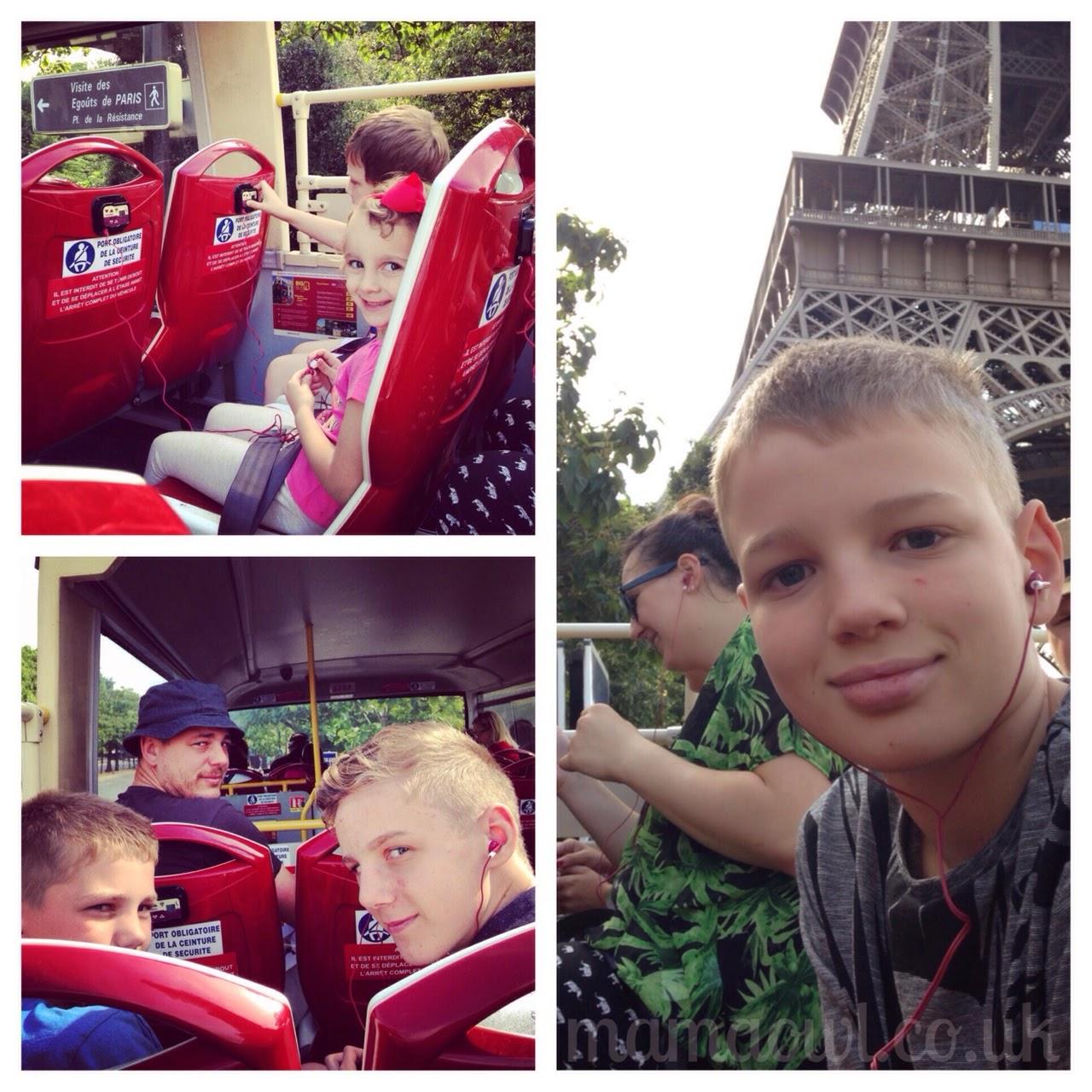 Mama OWL Blog: {Summer Bucket List} Tour Paris!