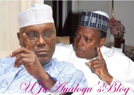 Northerners Opposing Restructuring Are Lazy - Atiku ...You're Nonentity - Junaid Mohammed