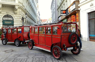 Guided Tour of Old Town Bratislava Slovakia