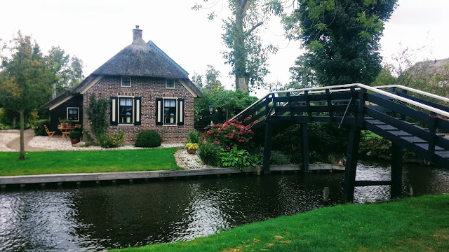Canal Giethoorn