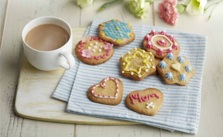 Crafty Little Biscuits: Mother's Day Treats