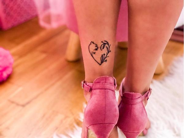 Tudo sobre a minha terceira e quarta tatuagem