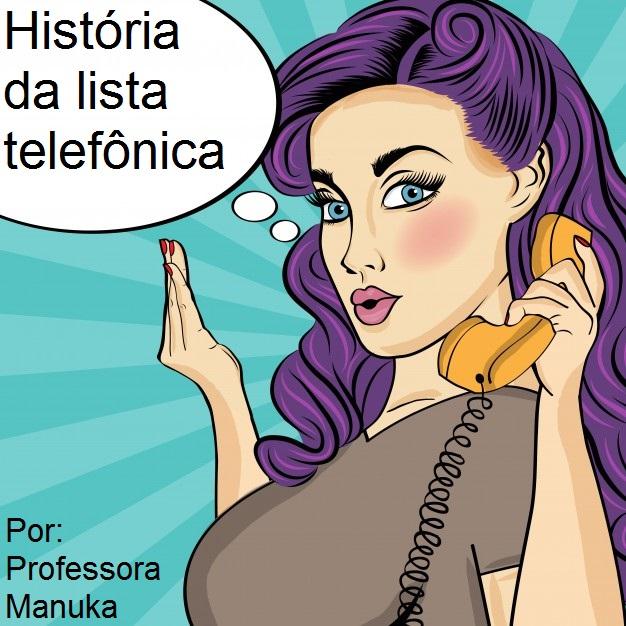História da Lista Telefônica