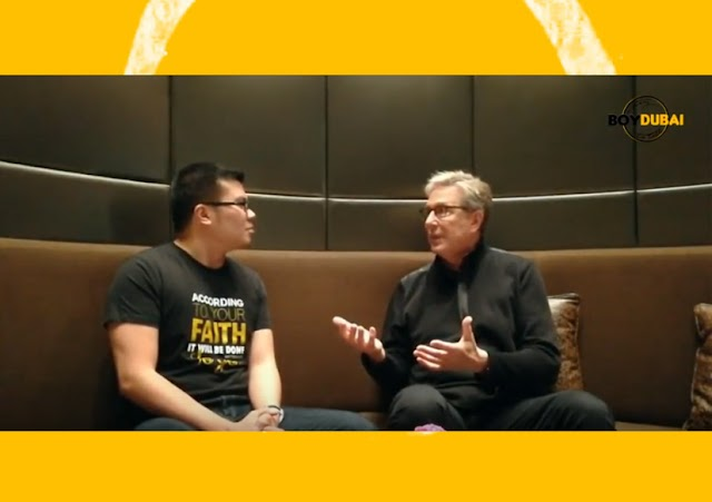 Wisdom-filled conversation with Don Moen: God will make a way