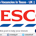 Latest Job Vacancies in Tesco - UK | Malaysia