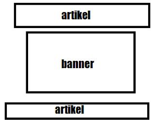 pasang iklan banner