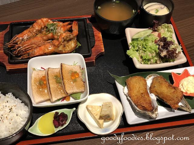 Fincch Sushi Room Set Dinner