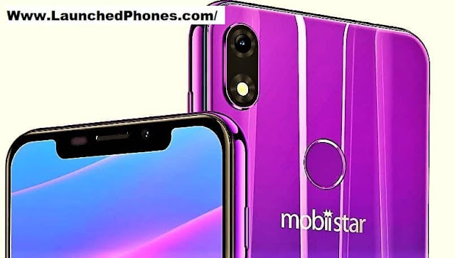 became novel mobile call of this Vietnamese fellowship MobiiStar X1 Notch launched alongside 2.5D curved drinking glass
