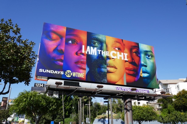 The Chi season 2 billboard