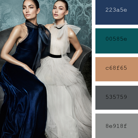 color inspiration pantone fashion colors fall winter 2017-18