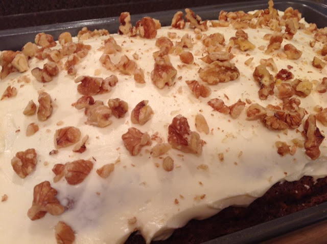 worlds best carrot cake by chef bari