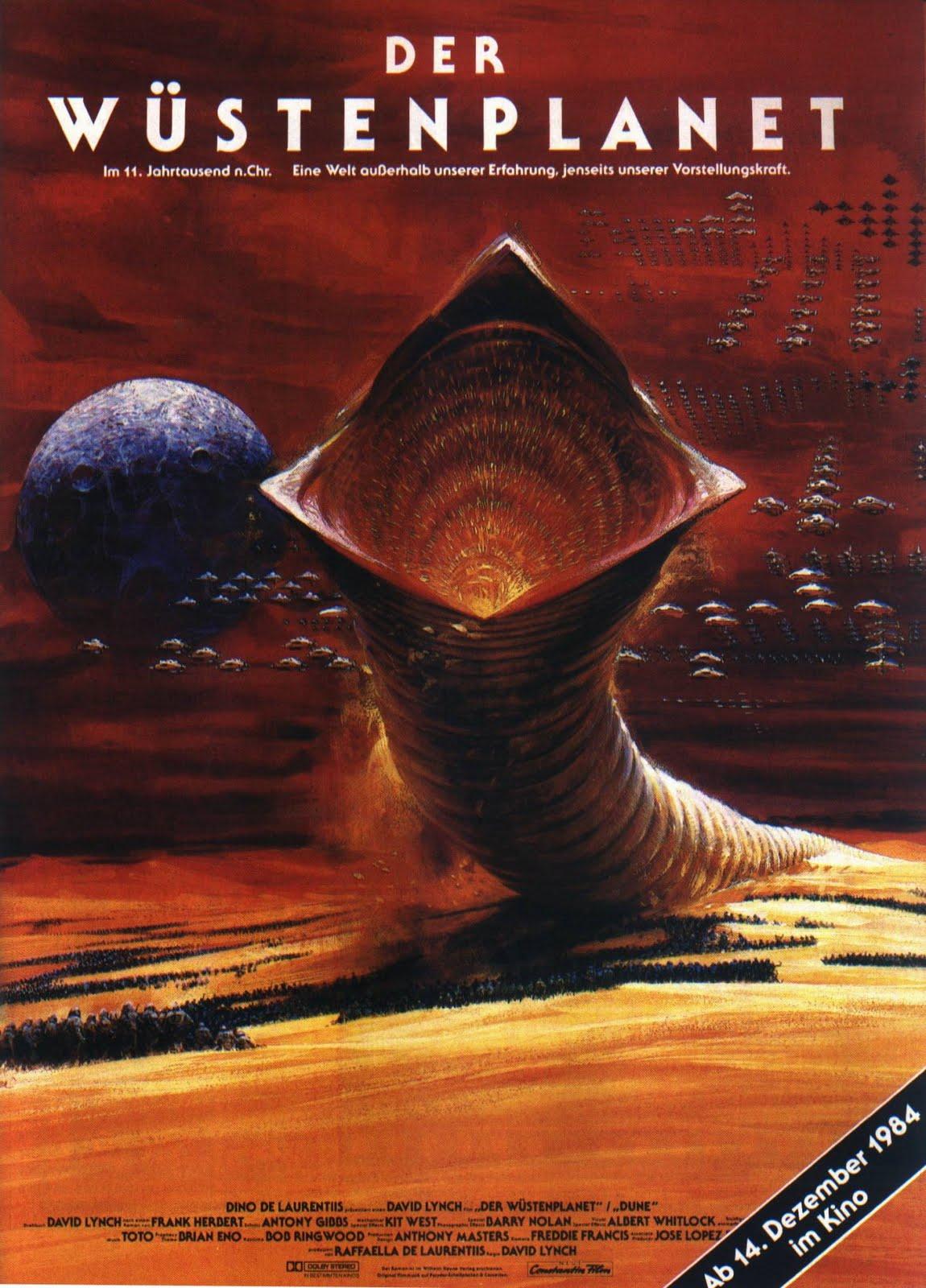 Der Wüstenplanet Film