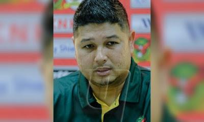 gambar Aidil Sharin Sahak 2019 Kedah FA lawan Perak
