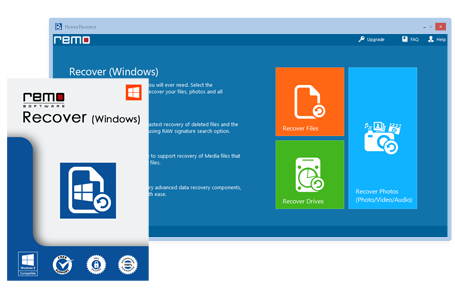 Remo Recover Windows full