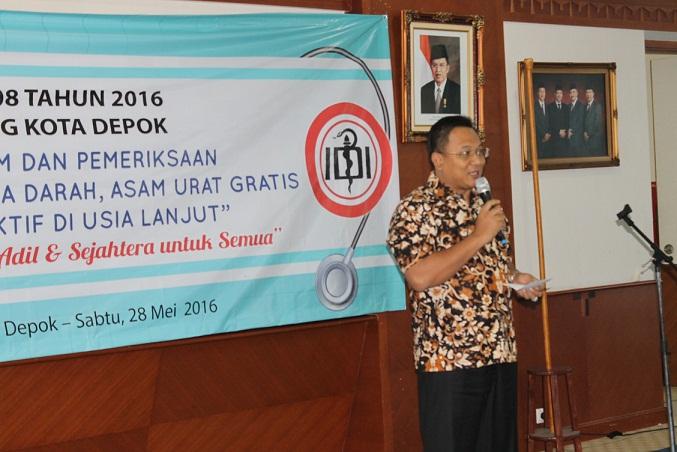 IDI Depok Gelar Seminar Kesehatan Gratis