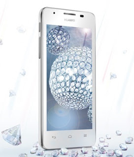 Huawei Ascend G510 Android Jelly Bean Murah Layar  4.5 Inch
