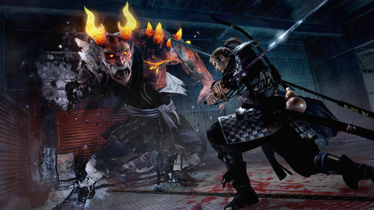 Complete Edition llegará a PC — Nioh