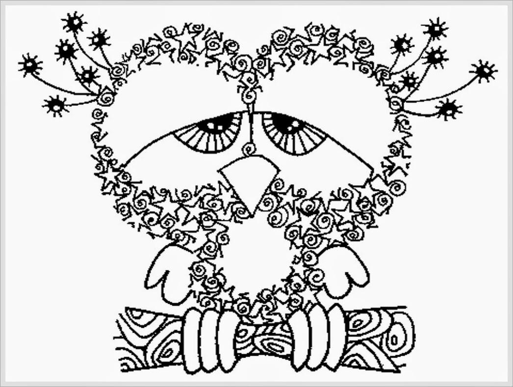 Coloring Pages For November