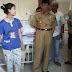 Bupati Wardan Besuk Bocah Malang Penderita Penyakit Pembengkakan Hati
