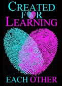 Pinterest - Created For Learning's I Love You Because Board