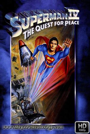 Superman 4 En Busca De La Paz [1080p] [Latino-Ingles] [MEGA]