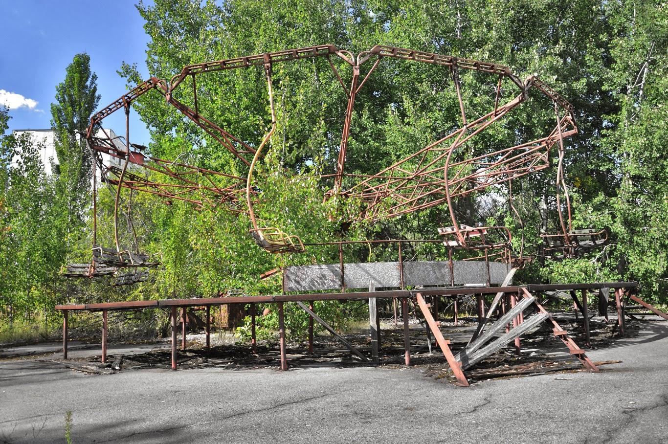 fanfair czernobyl prypeć