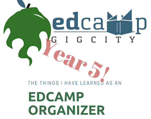 What kind of PD makes teachers smile? And on Saturday? EDCAMP