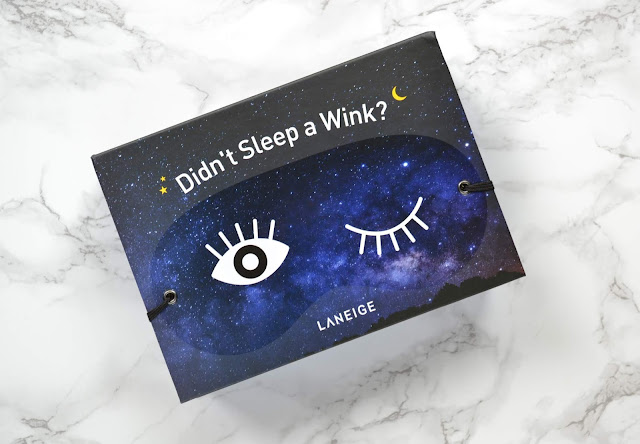 Laneige Eye Sleeping Mask Review