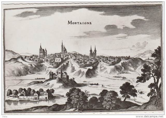 mortagne au perche 1650 image archives nationales