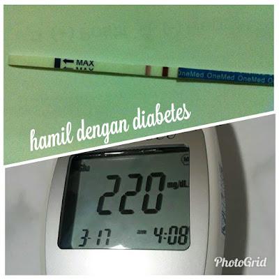 Hamil dengan Insulin