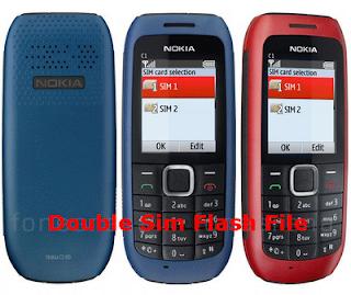 NOKIA C1- Dual SIM FLASH FILE