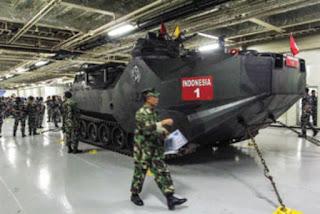 Mau Tau... Kehebatan Rudal Baru TNI AL