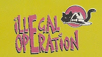 ILLEGAL OPERATION - band logo
