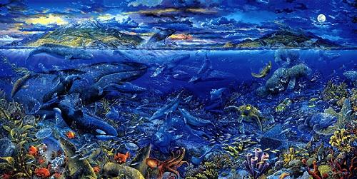 Misteri Lautan Yang Membuat Kita Tercengang