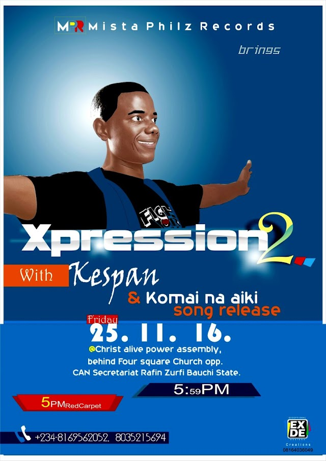 EVENT: KESPAN- XPRESSION2