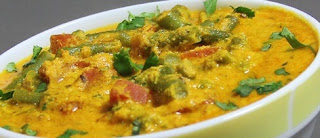 Carrot Beans Curry Recipe
