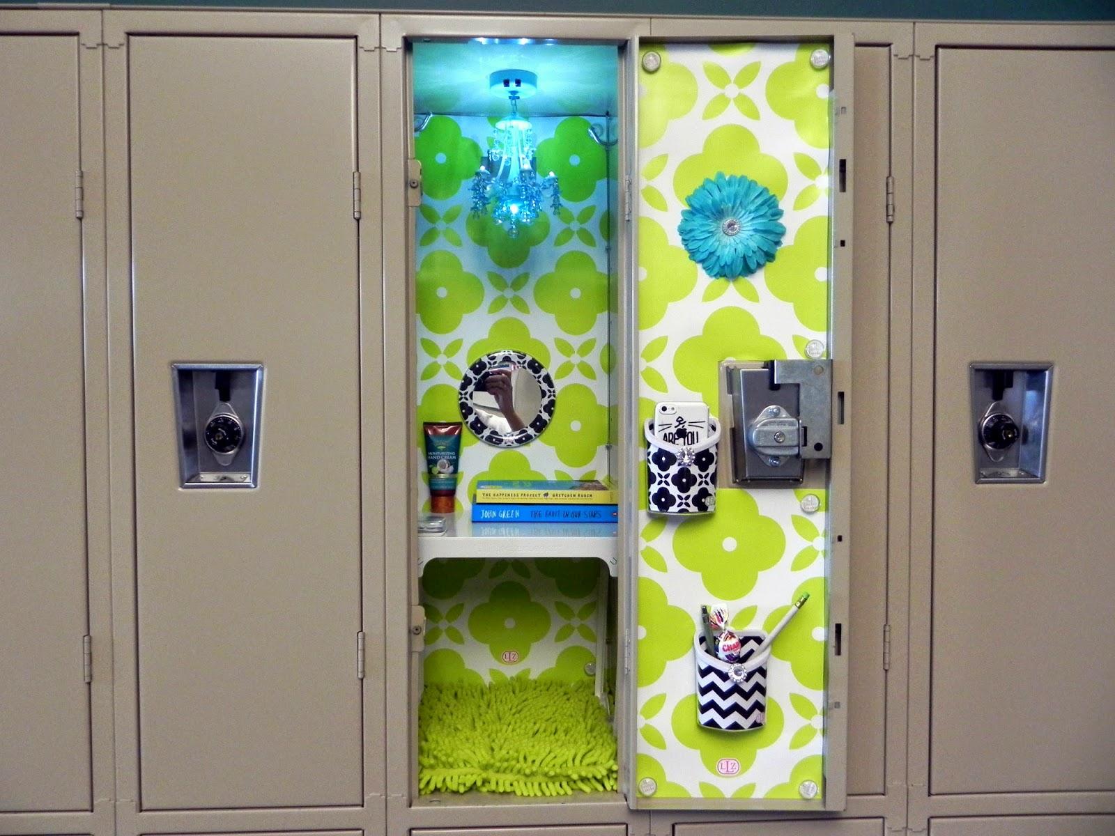 Smart N Snazzy Decorate Your Locker With Llz By Locker Lookz Llzgirlz