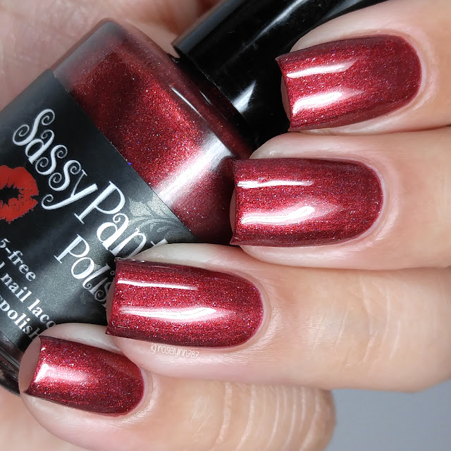 Sassy Pants Polish - Morrigan