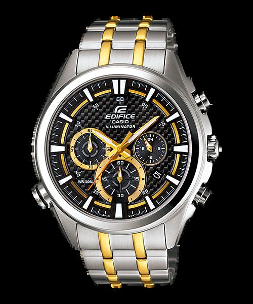 Pada jam tangan ini mempunyai fitur ekstra 100-meter water resistance dan  Neon Illuminator. 2e0afab7c1