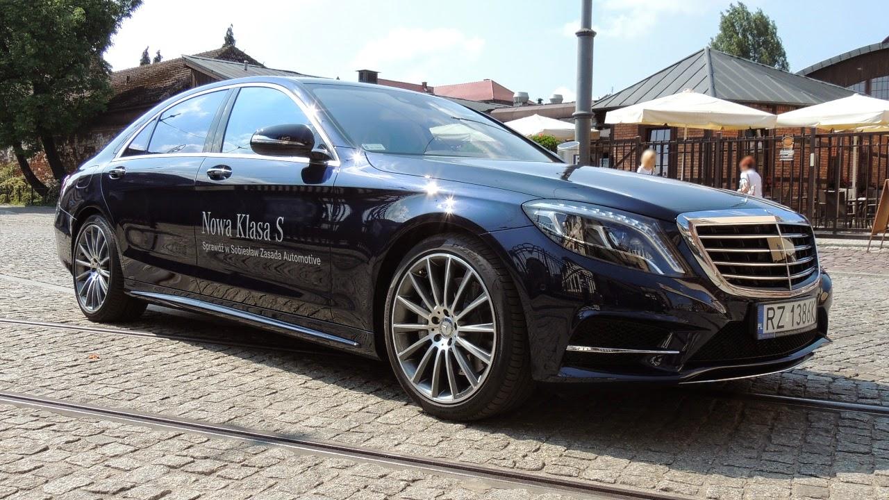 Mercedes S 500 L 4MATIC