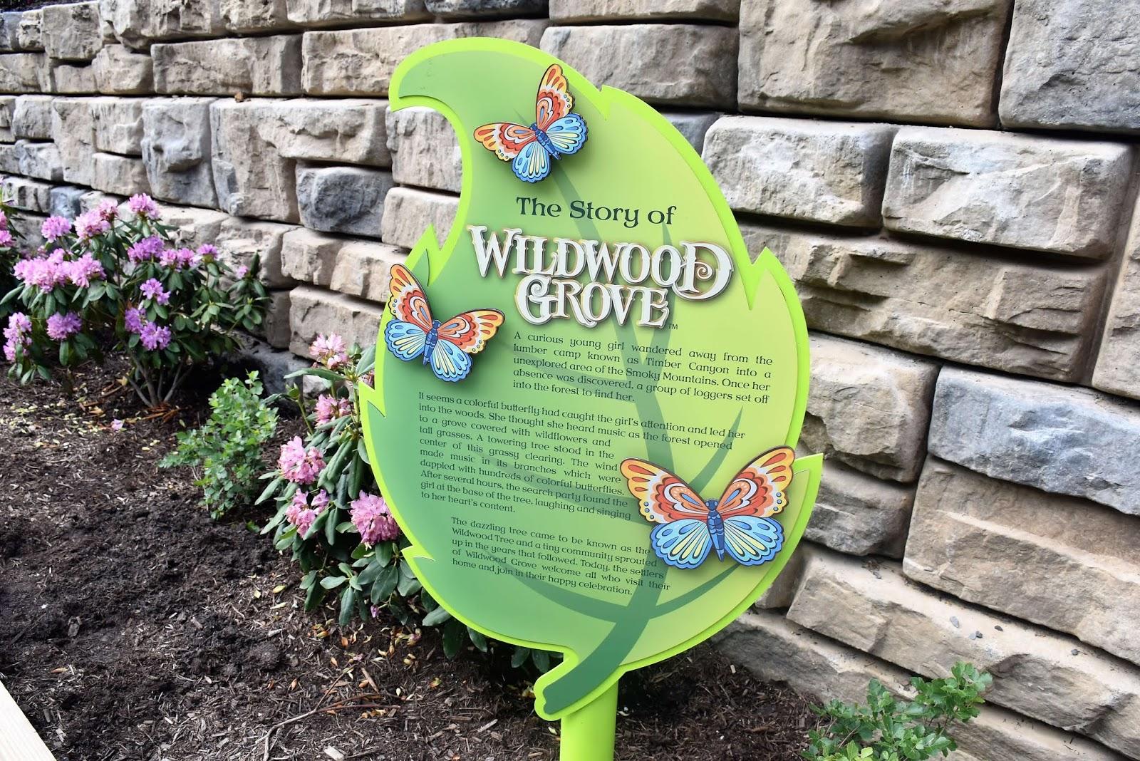 Wildwood Grove at Dollywood