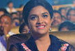 Keerthi Suresh at Nenu Local Audio Launch