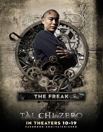 Poster Of Tai Chi Zero 2012 In Hindi Bluray 720P Free Download